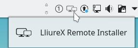 Notificaciones en la nueva LliureX
